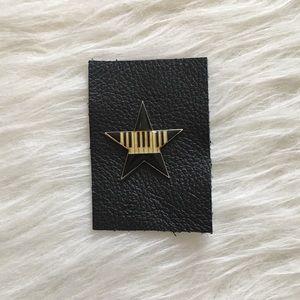 '80s / Piano Star Pin